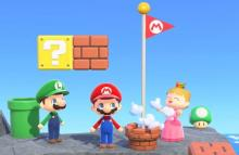Dress like your favorite plumber in this Super Mario Brothers update