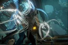 Equinox is a Warframe that can switch between two forms and allows for two different play styles.