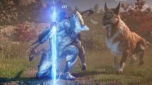 Kubrows are a type of companion in Warframe that resemble a dog. They help their masters tear their enemies apart on the battlefield.