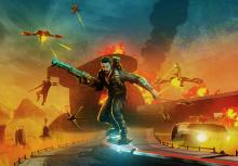 Hoverboards, Naval fortresses,and tons of explosions; what more could you ask for!