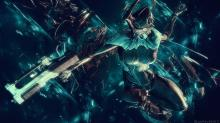 The Nyx Warframe has mastery over the enemies mind; this makes her a deadly weapon on the field.