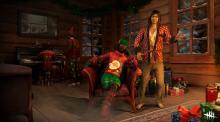 claudette, morel, dbd, dbd claudette, dead by daylight, claudette outfit, christmas outfit