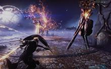 Excalibur Umbra holds strong against the sentient foes