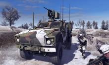 Marvel at the photorealistic vehicles in Call to Arms