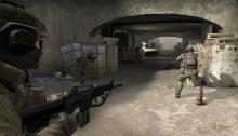 Play the classic de_dust2 map in CS:GO!
