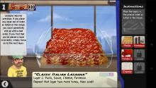 Lasagna is easy to cook, but can be hard to place in order