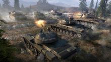 4 European Tanks and 2 impostors between them.