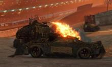 Now that there's a flame thrower in the game, would be a shame not to use it!