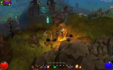 Stop the hero turned villain in Torchlight 2