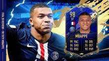 TOTY Mbappe shows just how good he is.