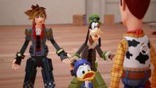 <Kingdom Hearts III><Toy Story>