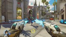 The trick to playing Tracer: be as annoying as possible.