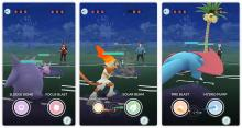 Trainer Battles are the PVP aspect of Pokemon GO.