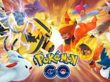 Trainer battles let you compete against other players or a computer opponent and were added in December 2018.