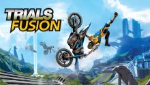 Trials Fusion is a difficult motorbike sidescroller in which you have to perform death-defying stunts