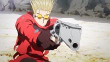 Trigun, vash, pistol