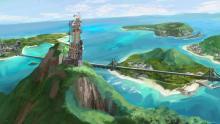 Play in a lush tropical paradise in Tropico 6.