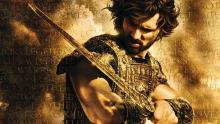 a promotional image of Prince Hector, played by Eric Bana