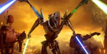 General Grievous takes command of his droid army