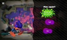 Don't worry if you lost the Turf War with brand new skills, it takes practice and knowing which abilities are good for you in order to be victorious.