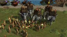 In a time before tactics: watch out for war elephants!