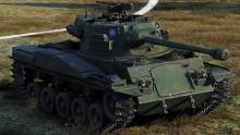 The Type 64 is about to dominate the match.