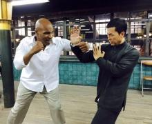 Mike Tyson starred in Ip Man 3 as the main antagonist.