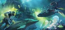 Legendary Underwater Battle