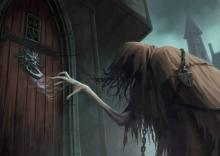 Don't answer the door after midnight. There might be some unwanted guests outside.