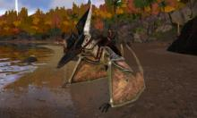 The Pteranodon is the first flying mount that players will likely acquire during their time playing Ark: Survival Evolved.