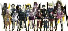 New cast for a new story arc.