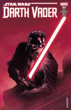 Darth Vader (2017) Cover art