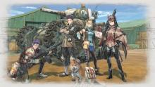 Valkyria Chronicles 4 your squad is family