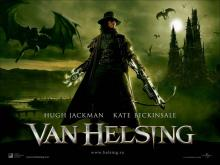 Dracula should always be worried when Van Helsing is around.
