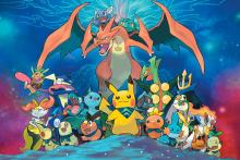 The Pokemon universe is filled with a wide variety of Pokemon types.