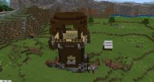 Generate large villages, filled with treasure, and pillage them for resources!