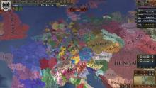 With an entire focus on Europe, you can really play tall - but beware ugly borders!