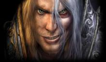 Choose your heroes and villains in Warcraft III