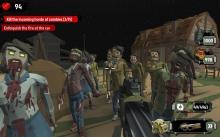 Walking Zombie 2, Walking Zombie 2 gameplay