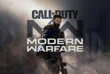 The newest installment of the Call of Duty franchise.