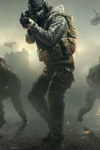 An operator in this Call of Duty, Ghost.