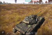 A tank will be easy picking for the Red Barons in War Thunder