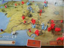 Board for War of the Ring