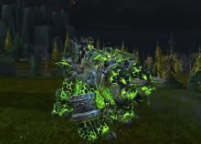 World of Warcraft Fel Core Hound Steelbound Devourer