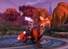 World of Warcraft Llothien Prowler