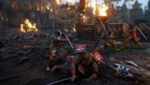 Samurai Defeat