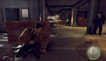Ever notice that nothing seems to go good in a warehouse in games? Just like here in Mafia 2!