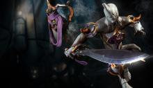 The Djinn sentinel an its master in battle