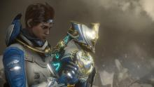 Excalibur Prime and his operator