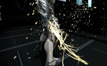 These special melee weapons are devastatingly powerful, but use up energy! Be careful!